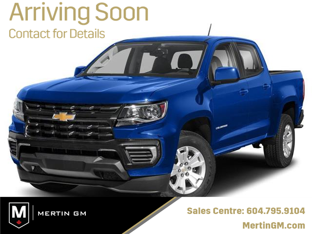 2021 Chevrolet Colorado WT (Stk: 217-2104) in Chilliwack - Image 1 of 9