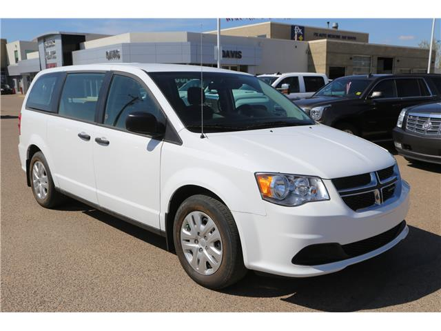 2018 Dodge Grand Caravan CVP/SXT (Stk: 181345) in Medicine Hat - Image 1 of 27