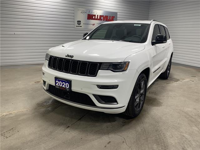 2020 Jeep Grand Cherokee Limited (Stk: 0193) in Belleville - Image 1 of 13