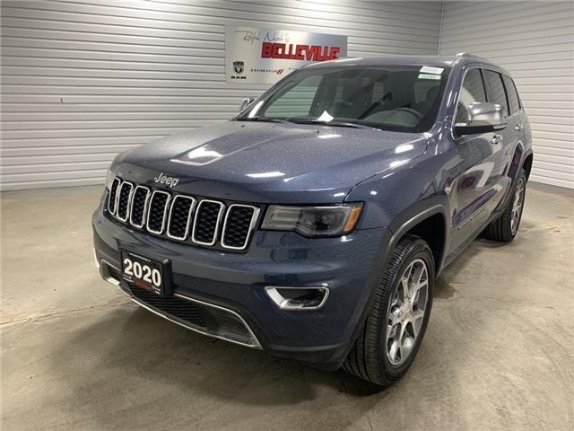 2020 Jeep Grand Cherokee Limited (Stk: 0245) in Belleville - Image 1 of 14
