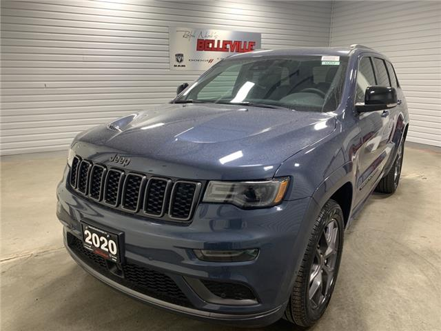 2020 Jeep Grand Cherokee Limited (Stk: 0257) in Belleville - Image 1 of 14