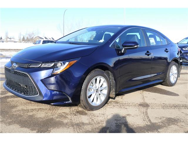 2020 Toyota Corolla XLE (Stk: COL003) in Lloydminster - Image 1 of 16