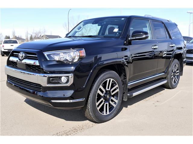 2020 Toyota 4Runner Base (Stk: 4RL128) in Lloydminster - Image 1 of 20