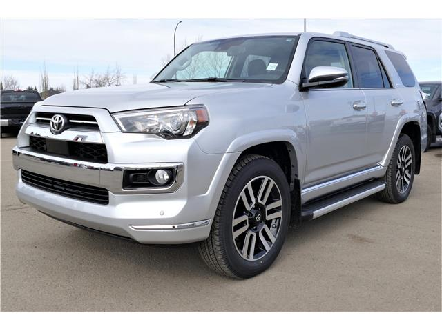 2020 Toyota 4Runner Base (Stk: 4RL126) in Lloydminster - Image 1 of 22