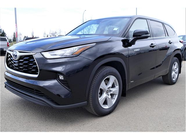 2020 Toyota Highlander Hybrid LE (Stk: HHL131) in Lloydminster - Image 1 of 21