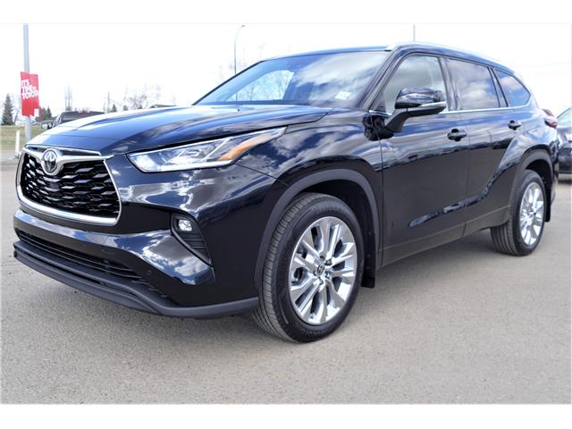 2020 Toyota Highlander Limited (Stk: HIL139) in Lloydminster - Image 1 of 19