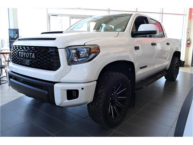 2019 Toyota Tundra SR5 Plus 5.7L V8 (Stk: TUK140) in Lloydminster - Image 1 of 28