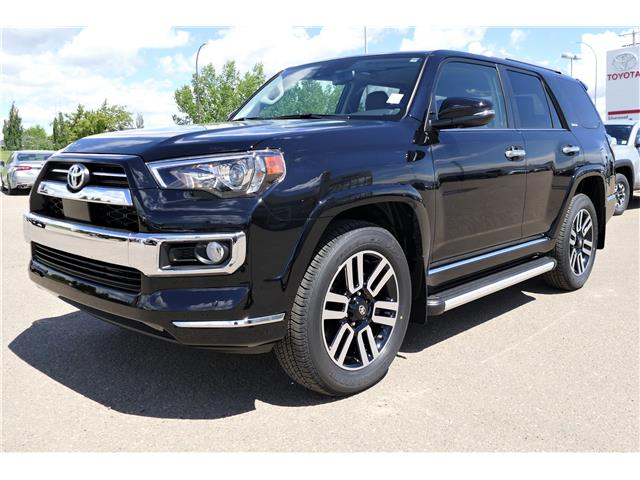 2020 Toyota 4Runner Base (Stk: 4RL149) in Lloydminster - Image 1 of 17