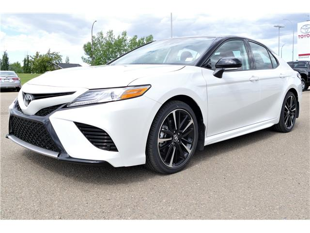 2020 Toyota Camry XSE (Stk: CAL110) in Lloydminster - Image 1 of 18