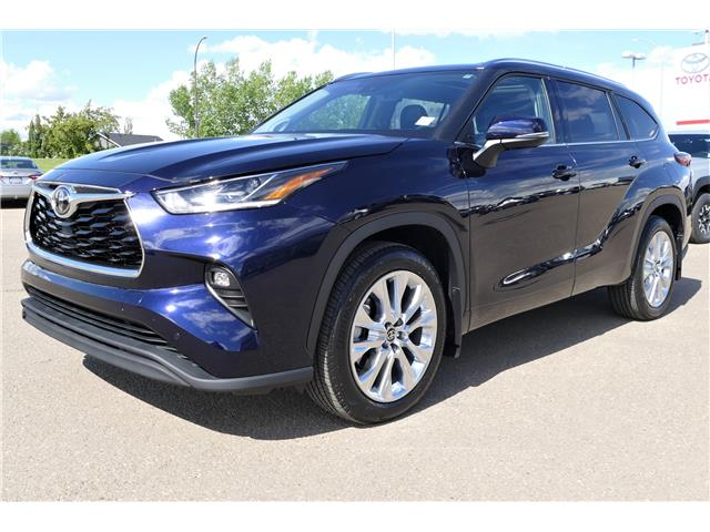 2020 Toyota Highlander Limited (Stk: HIL084) in Lloydminster - Image 1 of 9
