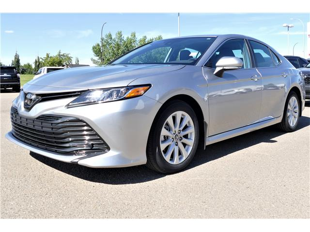 2020 Toyota Camry LE (Stk: CAL114) in Lloydminster - Image 1 of 18