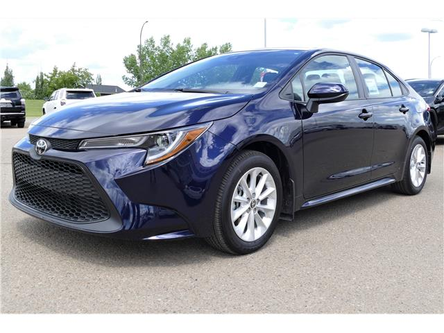 2020 Toyota Corolla LE (Stk: COL012) in Lloydminster - Image 1 of 18