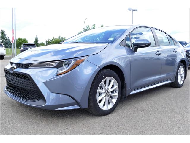 2020 Toyota Corolla LE (Stk: COL015) in Lloydminster - Image 1 of 18