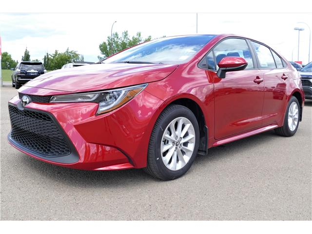 2020 Toyota Corolla LE (Stk: COL017) in Lloydminster - Image 1 of 17