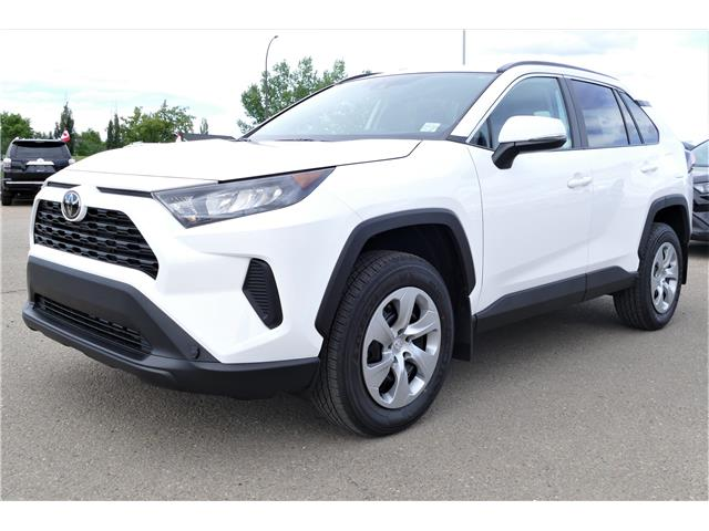 2020 Toyota RAV4 LE (Stk: RAL160) in Lloydminster - Image 1 of 17