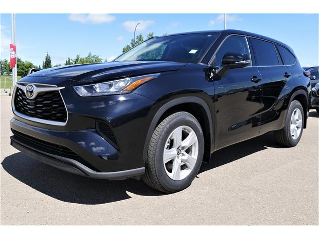 2020 Toyota Highlander LE (Stk: HIL167) in Lloydminster - Image 1 of 20