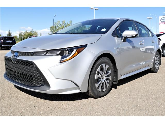 2021 Toyota Corolla Hybrid Base w/Li Battery (Stk: CBM005) in Lloydminster - Image 1 of 21