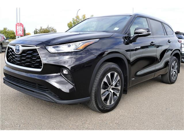 2020 Toyota Highlander Hybrid XLE (Stk: HHL213) in Lloydminster - Image 1 of 1