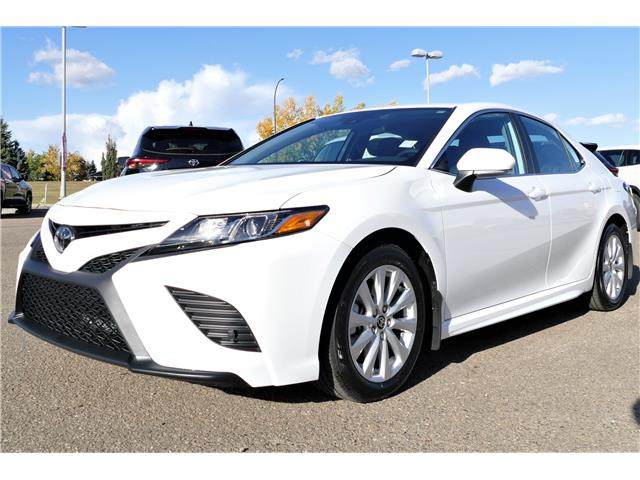 2020 Toyota Camry SE (Stk: CAL183) in Lloydminster - Image 1 of 18