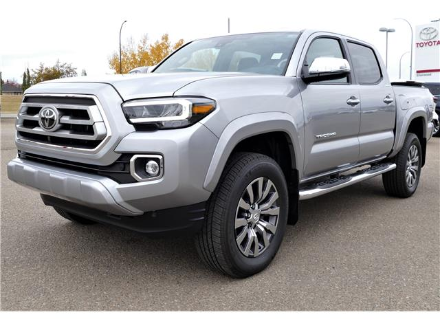 2020 Toyota Tacoma Limited (Stk: TAL224) in Lloydminster - Image 1 of 24