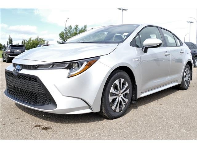 2021 Toyota Corolla Hybrid Base (Stk: CBM002) in Lloydminster - Image 1 of 21