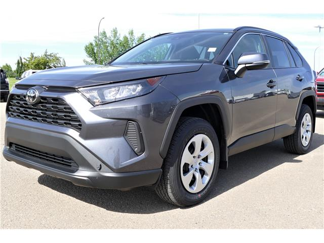 2021 Toyota RAV4 LE (Stk: RAM013) in Lloydminster - Image 1 of 17
