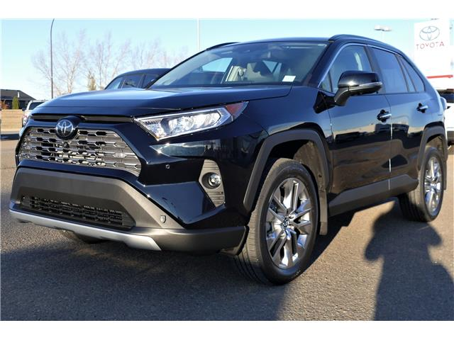 2021 Toyota RAV4 Limited (Stk: RAM012) in Lloydminster - Image 1 of 2