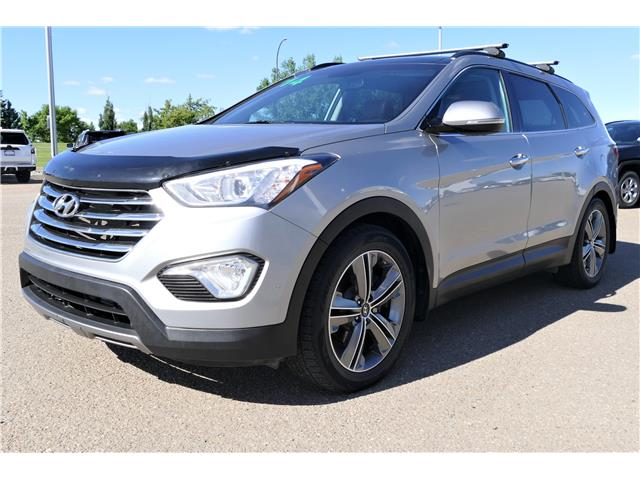 2014 Hyundai Santa Fe XL Limited (Stk: B0147) in Lloydminster - Image 1 of 9