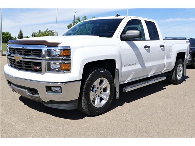 2014 Chevrolet Silverado 1500 2LT (Stk: TUL094B) in Lloydminster - Image 1 of 20