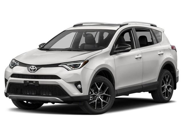 2017 Toyota RAV4 SE (Stk: RAL117A) in Lloydminster - Image 1 of 9