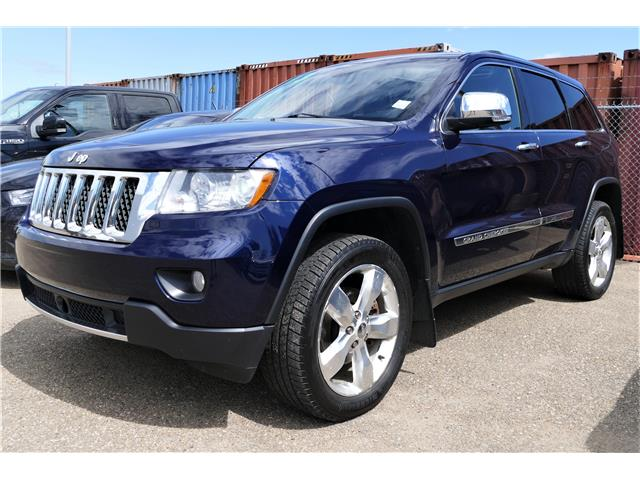 2013 Jeep Grand Cherokee Overland (Stk: RAL122A) in Lloydminster - Image 1 of 8