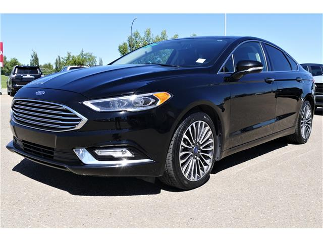 2017 Ford Fusion SE (Stk: CAL110A) in Lloydminster - Image 1 of 18