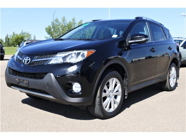 2015 Toyota RAV4 Limited (Stk: B0152) in Lloydminster - Image 1 of 18