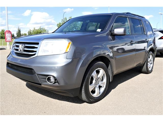 2012 Honda Pilot EX-L (Stk: HIL125Z) in Lloydminster - Image 1 of 20