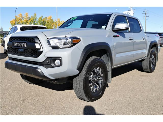 2018 Toyota Tacoma TRD Off Road (Stk: TUL209A) in Lloydminster - Image 1 of 22