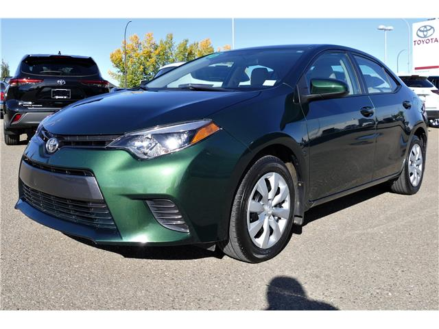 2016 Toyota Corolla LE (Stk: L0165) in Lloydminster - Image 1 of 17