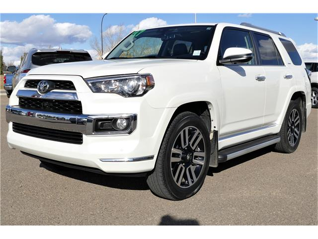 2017 Toyota 4Runner SR5 (Stk: HIL198A) in Lloydminster - Image 1 of 22