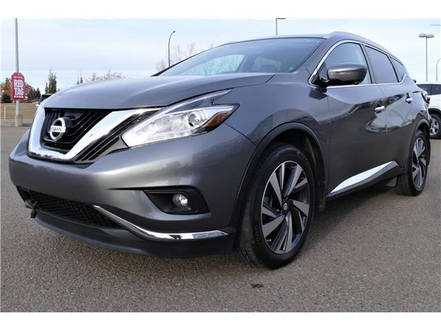 2017 Nissan Murano Platinum (Stk: B0169) in Lloydminster - Image 1 of 21