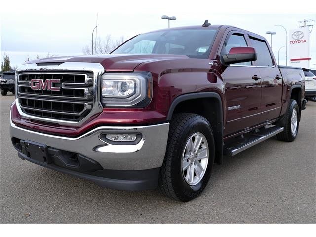 2016 GMC Sierra 1500 SLE (Stk: RHM007A) in Lloydminster - Image 1 of 20