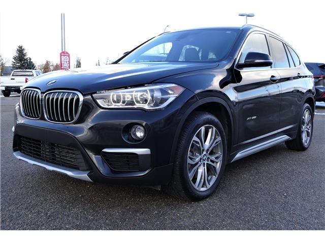 2018 BMW X1 xDrive28i (Stk: B0151B) in Lloydminster - Image 1 of 18