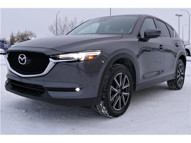 2017 Mazda CX-5 GT (Stk: B0181) in Lloydminster - Image 1 of 2