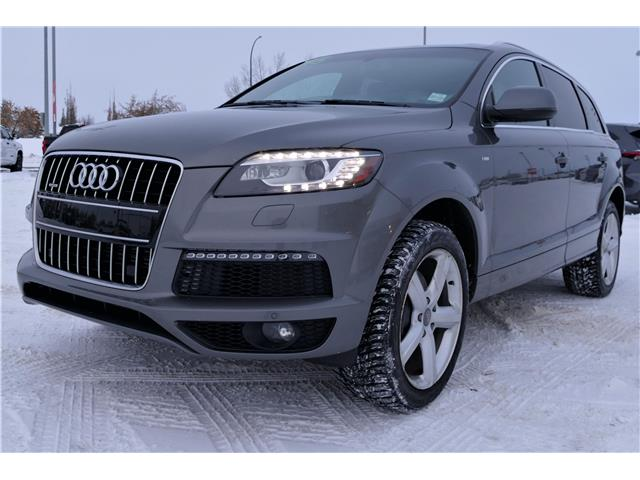2015 Audi Q7 3.0T Sport (Stk: 4RM008A) in Lloydminster - Image 1 of 20