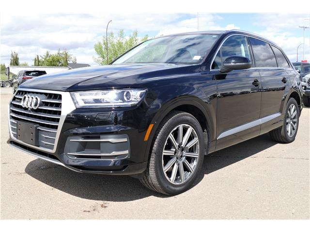 2019 Audi Q7 55 Progressiv (Stk: B0134) in Lloydminster - Image 1 of 26
