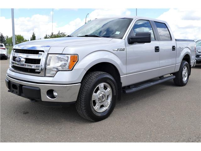 2014 Ford F-150 XLT (Stk: 4RL037AZ) in Lloydminster - Image 1 of 18
