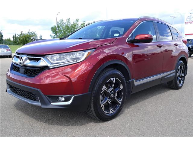 2018 Honda CR-V Touring (Stk: SIK068A) in Lloydminster - Image 1 of 15