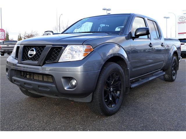 2018 Nissan Frontier Midnight Edition (Stk: B0167) in Lloydminster - Image 1 of 7