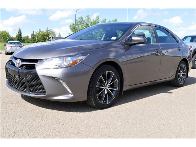 2017 Toyota Camry XSE (Stk: B0145) in Lloydminster - Image 1 of 18