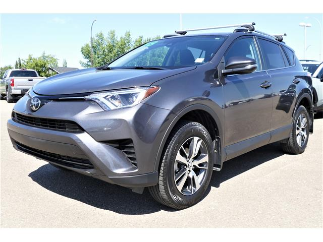 2018 Toyota RAV4 LE (Stk: RAL164A) in Lloydminster - Image 1 of 18