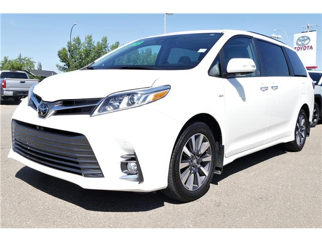 2018 Toyota Sienna Limited 7-Passenger (Stk: B0159) in Lloydminster - Image 1 of 20
