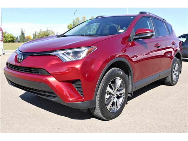2018 Toyota RAV4 LE (Stk: RAL112A) in Lloydminster - Image 1 of 18